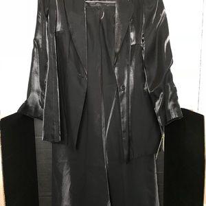 Two piece women's maxi skirt set